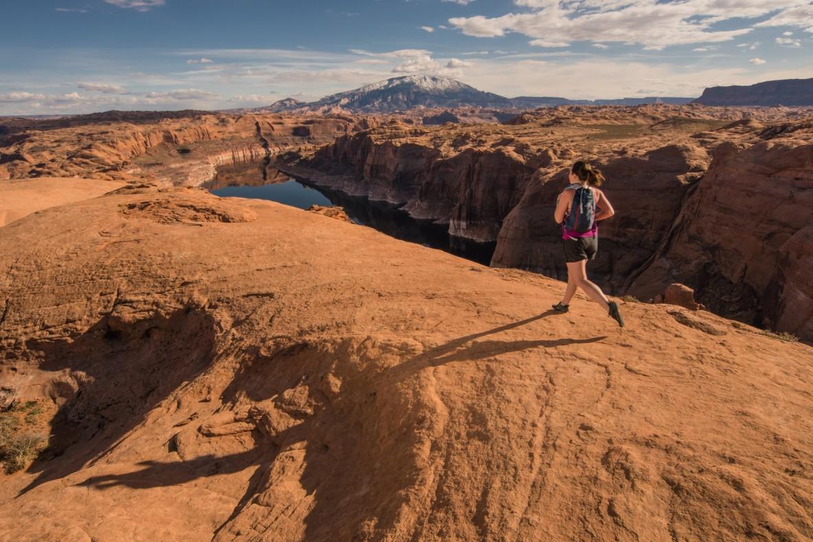 Running Escalante 1