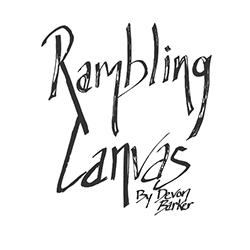 Rambling Canvas logo