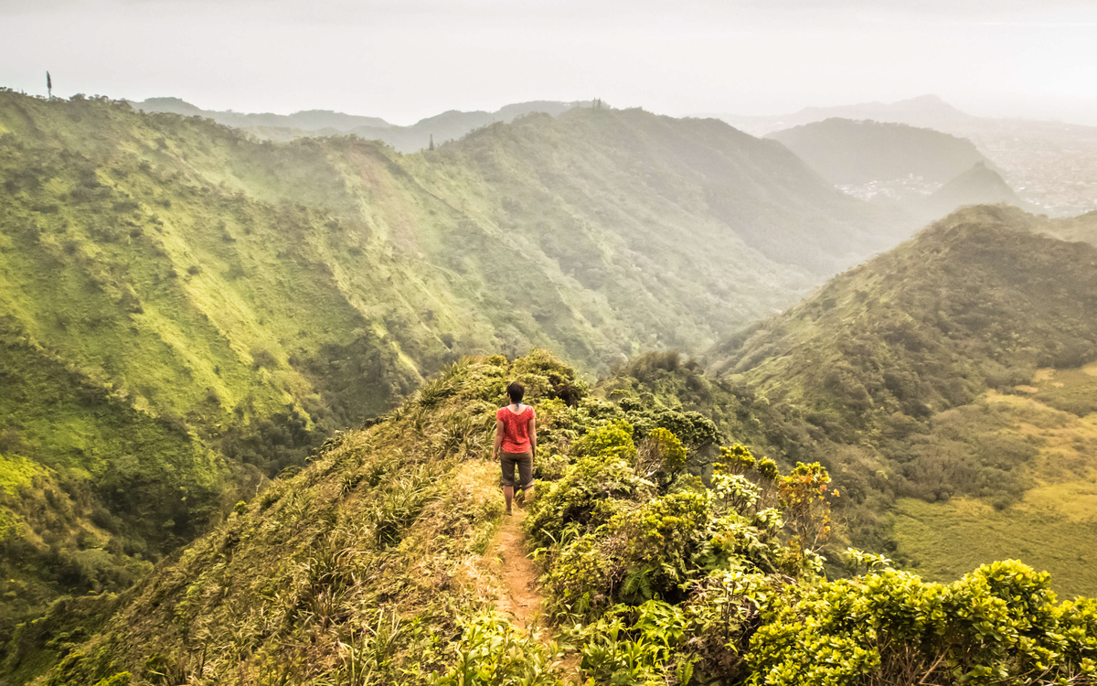 Oahu Hike