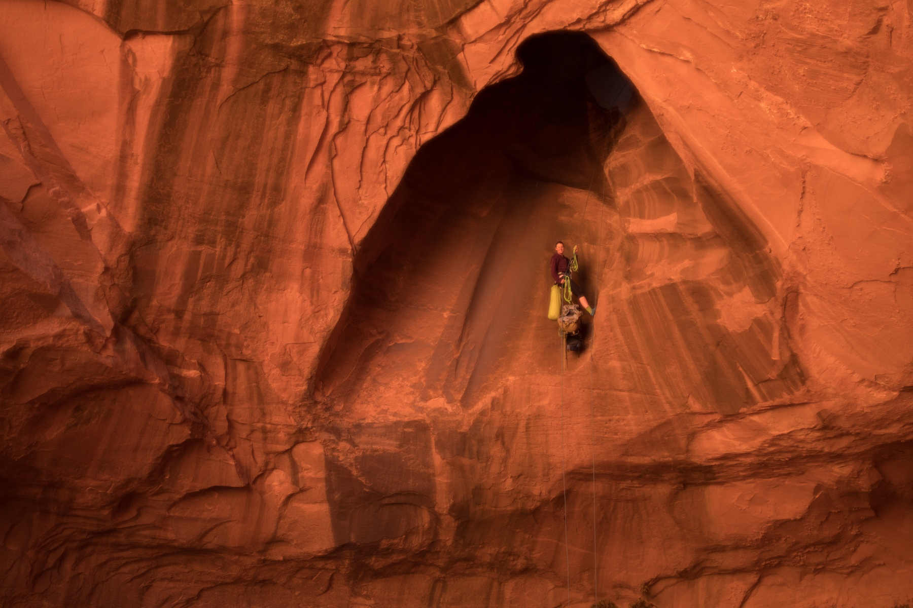 Golden Cathedral, Escalante UT 1