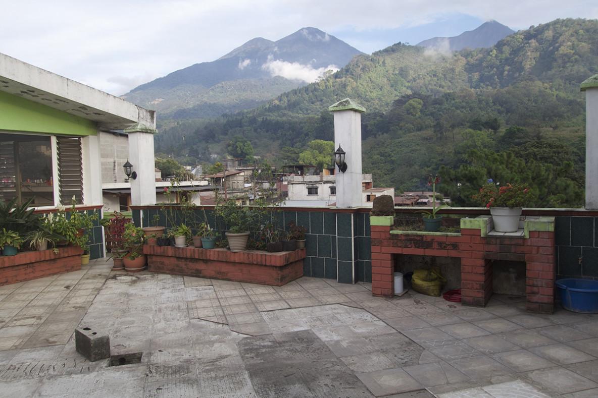 San Pedro Yepocapa Casa