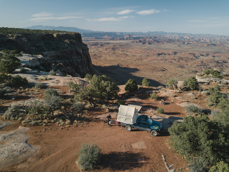 Canyonlands UT Camp