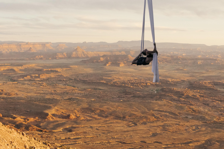 Canyonlands UT Aerial 11