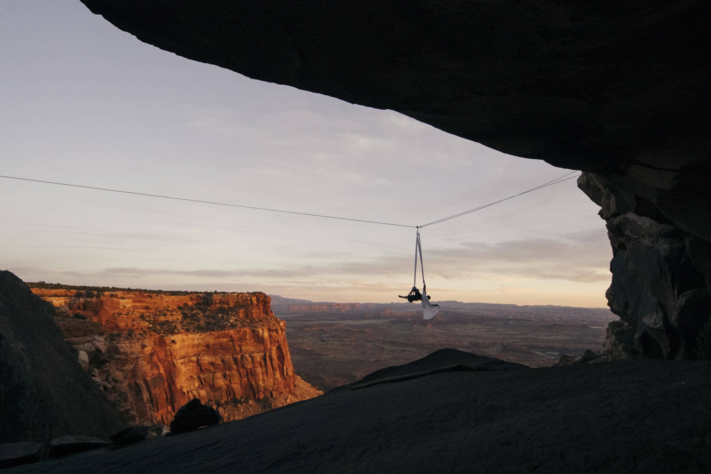 Canyonlands UT Aerial 7